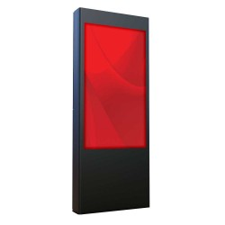 "55"" Outdoor Full Digital Kiosk"