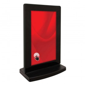 "PF32H7KC 32"" All-In-One Capacitive Touch Tabletop Kiosk with BrightSign Built-In"