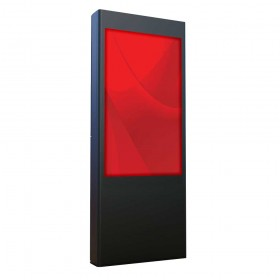 "47"" Outdoor Full Digital Kiosk"