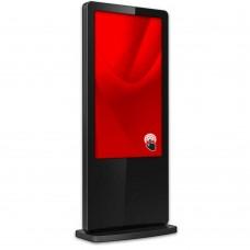 """55"""" Freestanding Touchscreen Kiosk"""