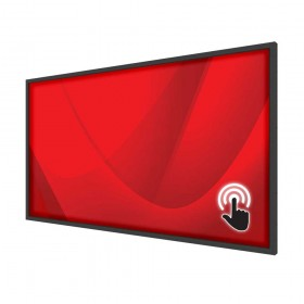 "M43STPB 43"" IR Touch Commercial Display with BrightSign Built-In"